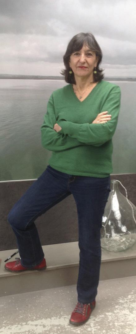 sylvia boumendil, artiste auteur, biographe